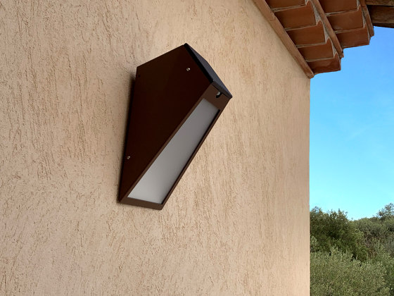 Applique SOLAIRE | APS 025 de LYX Luminaires | Appliques murales d'extérieur