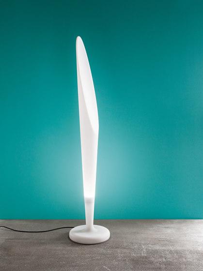 Peggy_FL de Linea Light Group | Lampadaires d'extérieur