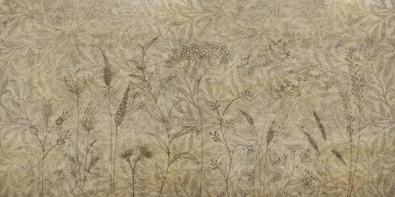 Fields forever di Inkiostro Bianco   Carta parati / tappezzeria