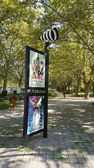 Vox by TF URBAN | Advertising displays