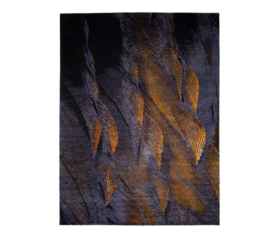 FLOOR JEWELS   LAHARA   Bronze von FREIFRAU MANUFAKTUR   Formatteppiche