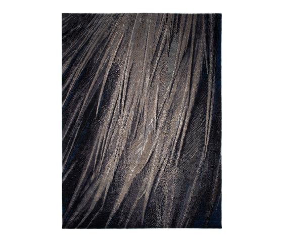 FLOOR JEWELS | TENZIN | Grey by FREIFRAU MANUFAKTUR | Rugs