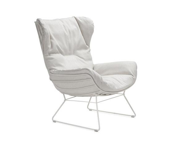 Leyasol | Outdoor | Wingback Chair von FREIFRAU MANUFAKTUR | Sessel