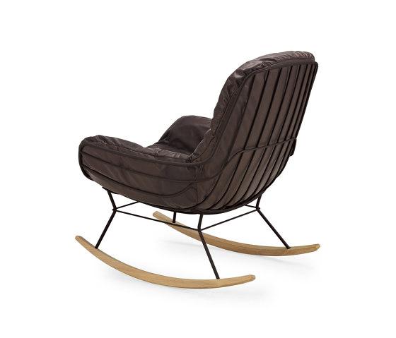 Leyasol   Indoor   Rocking Lounge Chair von FREIFRAU MANUFAKTUR   Sessel