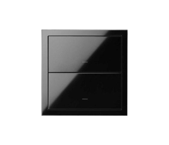 Simon 100 | Kit Double Switch by Simon | Push-button switches