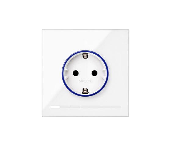 Simon 100 | IO Socket HUB by Simon | Schuko sockets