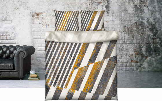 whitestripes by Monoton Living   Bed covers / sheets