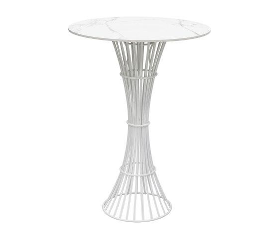 Bolonia Table 100 di iSimar | Tavoli bistrò