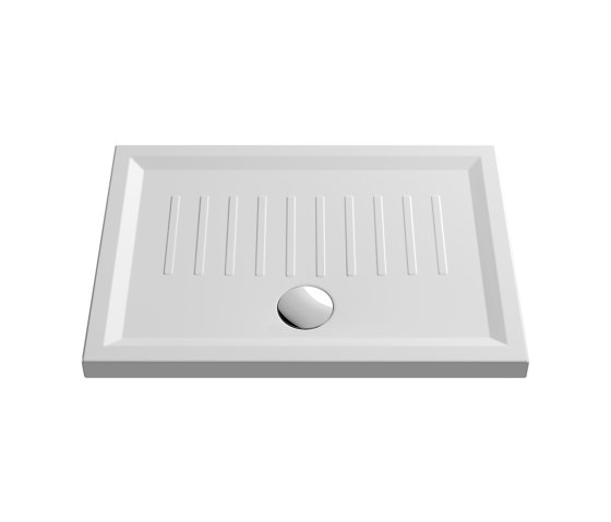 H6 100X70 | Shower Tray by GSI Ceramica | Shower trays