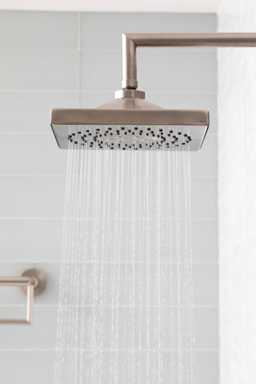 Luxnetic Showerhead 2159 by Newport Brass | Shower controls