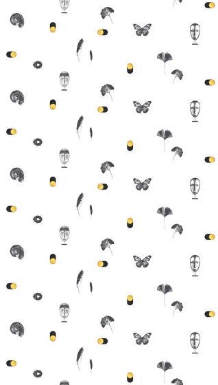 MEMORIES - 0021 by Création Baumann | Drapery fabrics