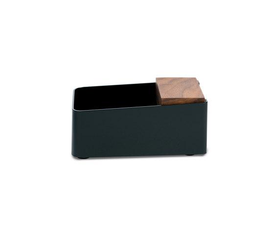 Knockbox black by Zuriga | Coffee machines