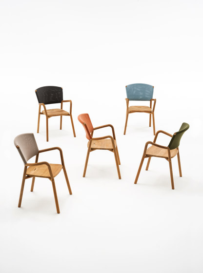 PIPER 061 armchair by Roda | Chairs