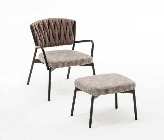 PIPER 227 lounge chair by Roda | Armchairs