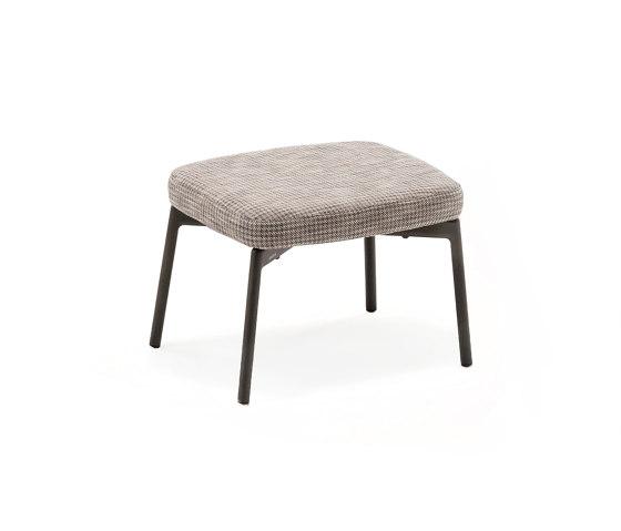 PIPER 520 stool by Roda | Poufs
