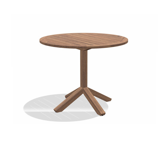 ROOT 003 dining table by Roda | Side tables