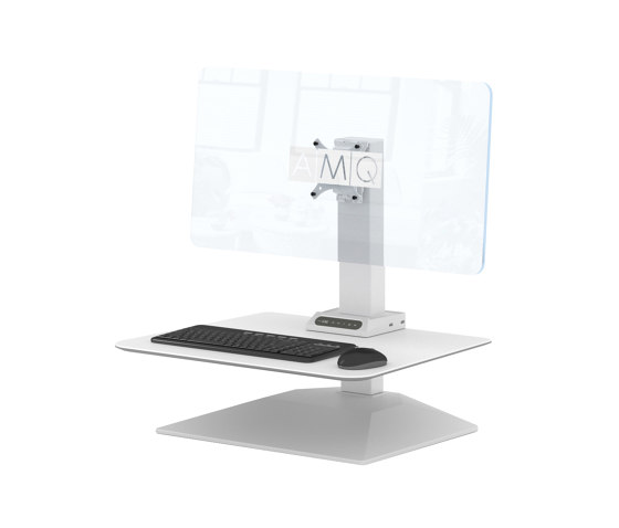 Activ   Dt Riser by AMQ Solutions   Table accessories
