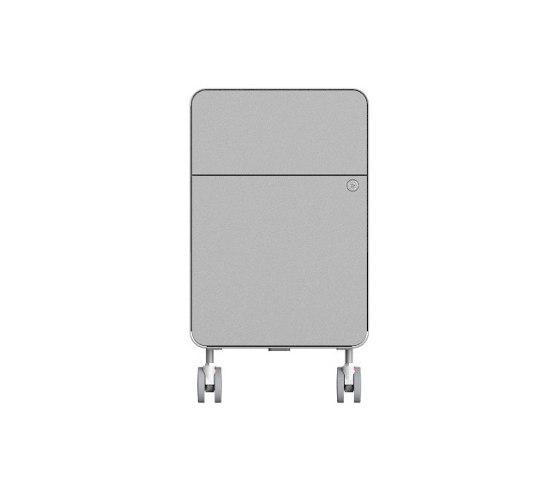 Revi | Drawer/File Pedestal by AMQ Solutions | Pedestals