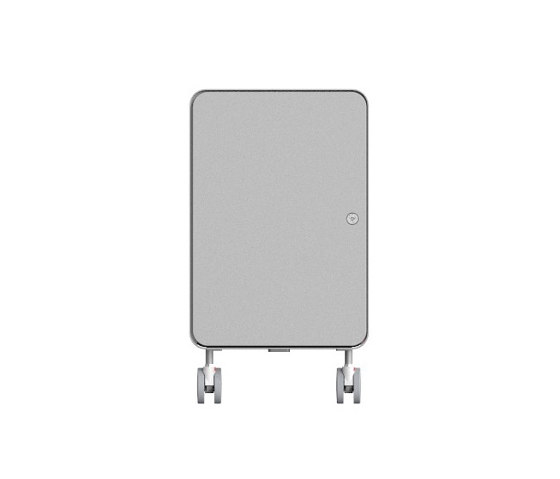 Revi   Personal Storage Locker by AMQ Solutions   Pedestals