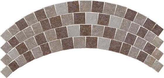 Pietra di Cembra Arco by Refin | Ceramic mosaics