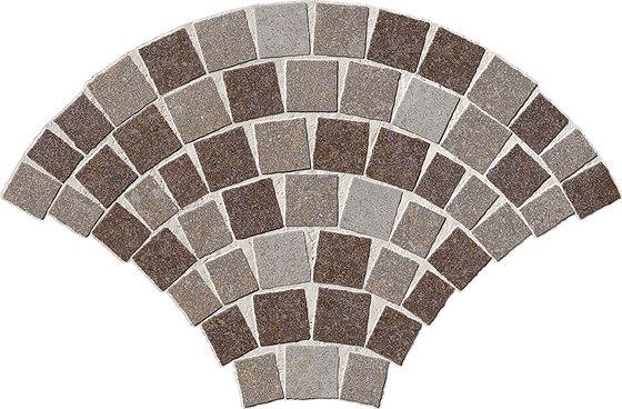 Pietra di Cembra Coda di Pavone by Refin | Ceramic mosaics