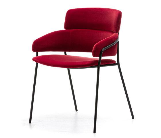 Strike XL by Arrmet srl | Chairs