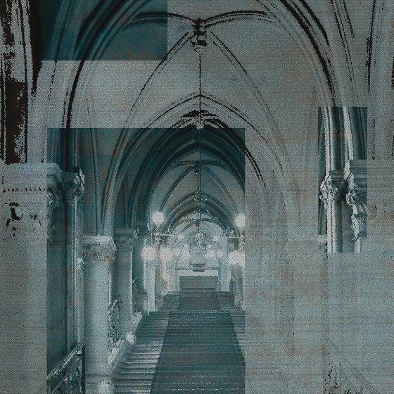 Castello Blu by Agena | Wall coverings / wallpapers