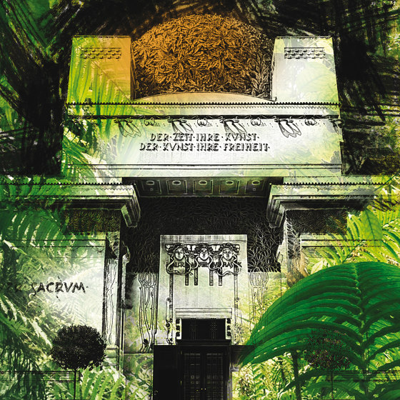 In The Jungle by Agena | Wall coverings / wallpapers