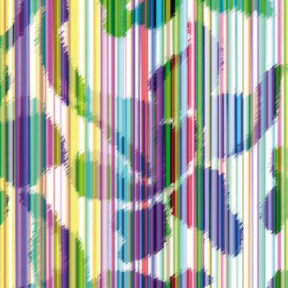 La Ghirlandata by Agena | Wall coverings / wallpapers