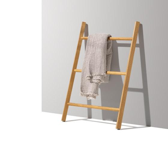 italic ladder by TEAM 7 | Coat racks