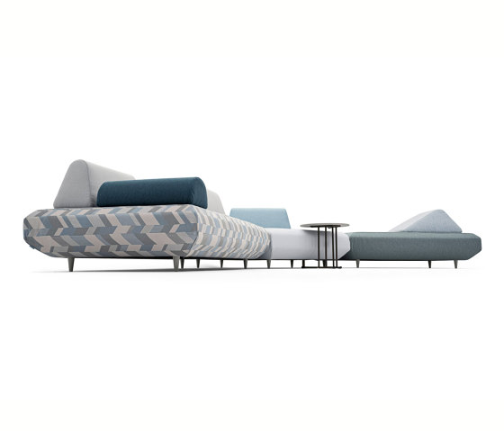 Bento Modular Sofa by Varaschin | Cocoon furniture
