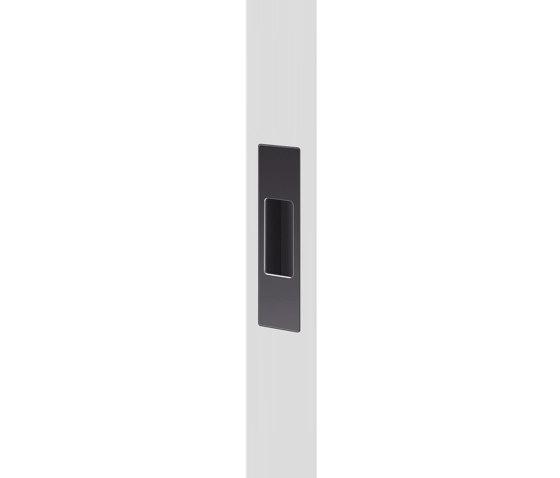 Mardeco End Pull Black by Mardeco International Ltd. | Flush pull handles