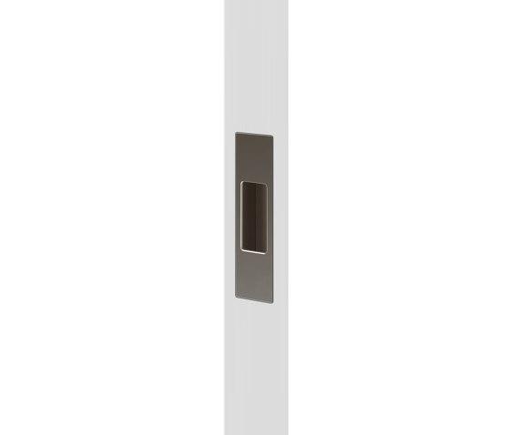 Mardeco End Pull Bronze by Mardeco International Ltd. | Flush pull handles