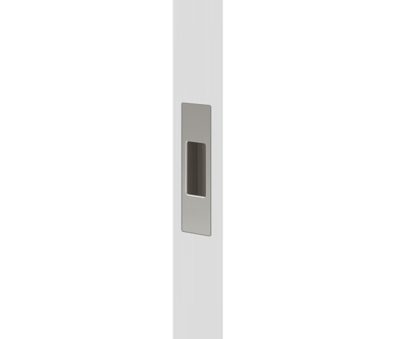 Mardeco End Pull Brushed Nickel by Mardeco International Ltd. | Flush pull handles