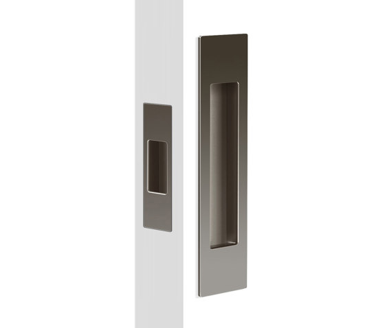 Mardeco Flush Pull Set Bronze by Mardeco International Ltd. | Flush pull handles