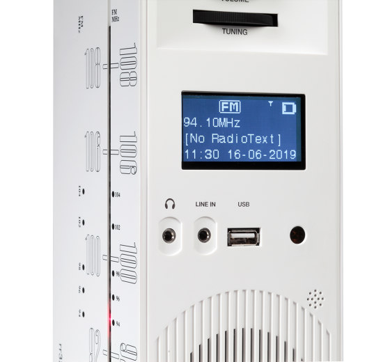 Radio Grattacielo | rr327d+S-BN by Brionvega | Radios