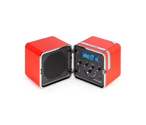 Radio.cubo | ts522d+S-AS by Brionvega | Radios