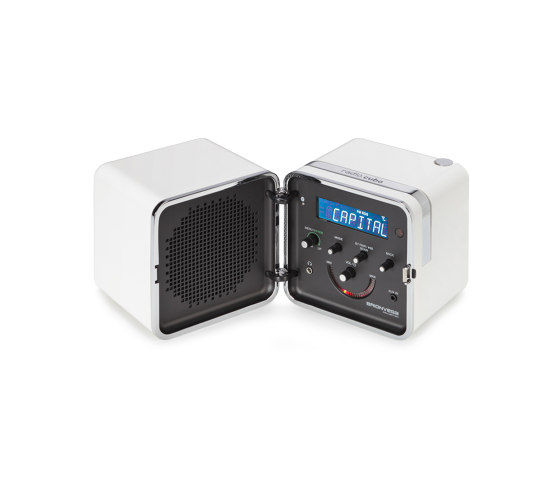 Radio.cubo | ts522d+S-BN by Brionvega | Multimedia devices