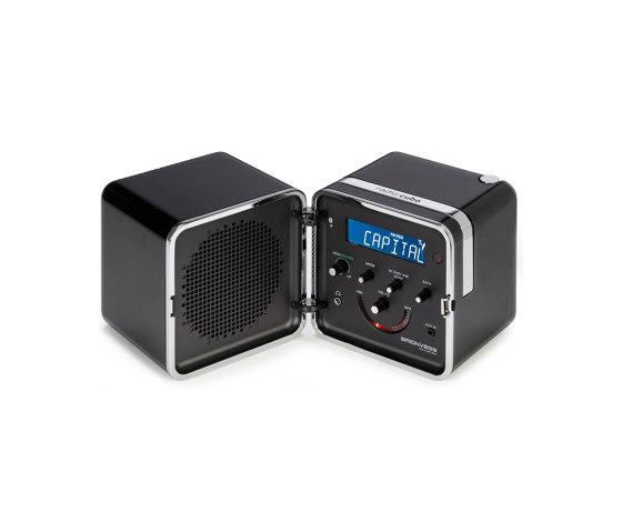 Radio.cubo | ts522d+S-NN by Brionvega | Radios