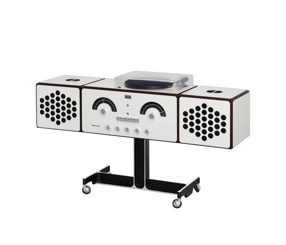 Radiofonografo | rr226-fo-st-Bianco by Brionvega | Sound systems