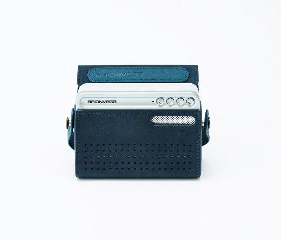 Wearit | ts217-blue by Brionvega | Speakers