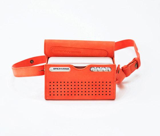 Wearit | ts217-orange by Brionvega | Speakers