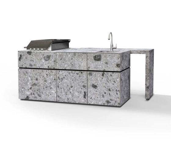 bbqubeX | Outdoor Kitchen by OCQ | Modular outdoor kitchens