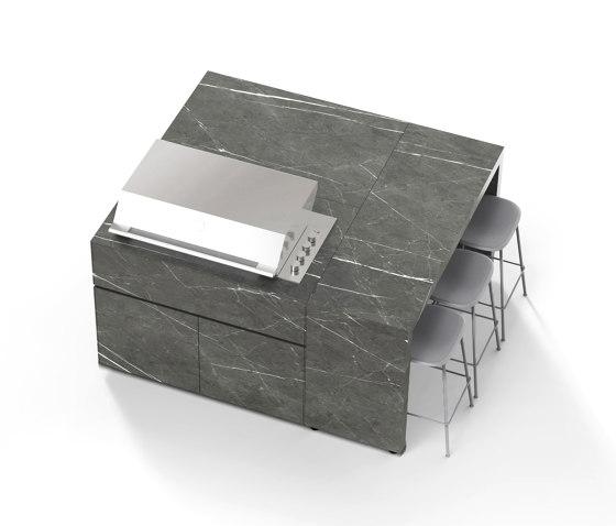 bbqubeX   outdoor kitchen by OCQ   Modular outdoor kitchens