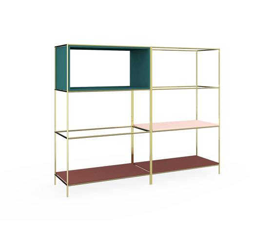 Palisades Luxe by Spacestor | Shelving