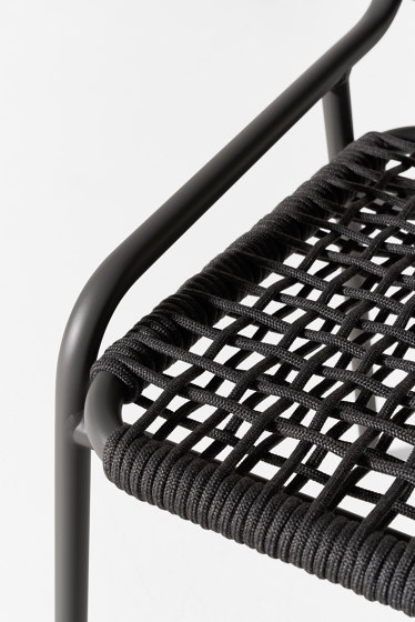 Zoe Open Air armchair by Meridiani | Armchairs