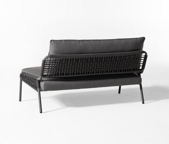Zoe Open Air sofa by Meridiani | Sofas