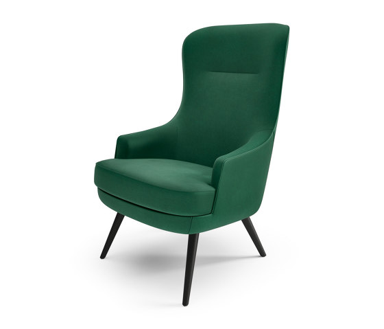 375 Relaxchair by Walter Knoll   Armchairs