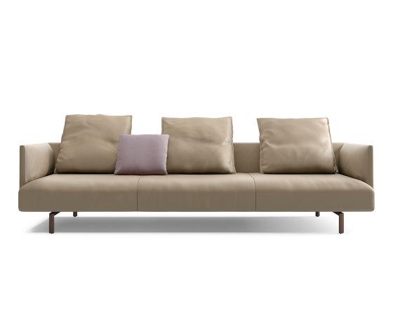 Muud freestanding sofa by Walter Knoll   Sofas