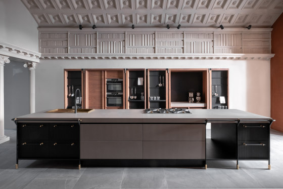 Canossa by SCIC | Fitted kitchens